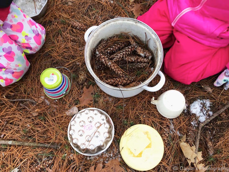 Integrating Forest School into a Public School Day