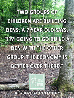 Forest School Funny15