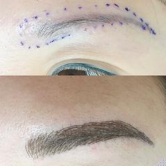 Wei-Brow Semi Permanent Makeup