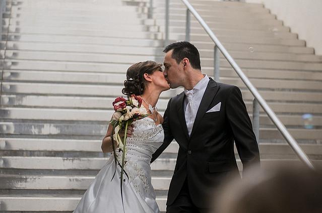 Mariage d'Elise et Frank