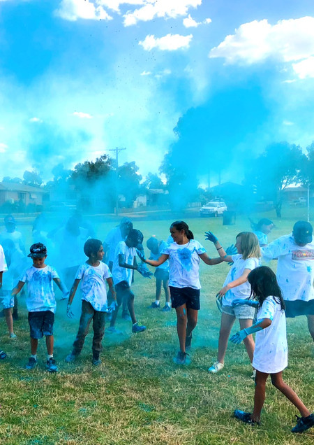 Community Event - Colour Run