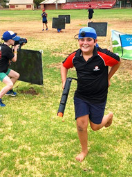 Community Events - Laser Tag