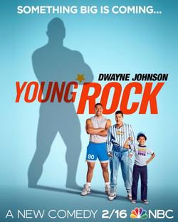 Young Rock (NBC TV Series)