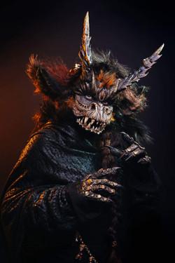 SFX Dragon Face