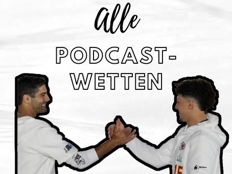 Podcast - Wetten