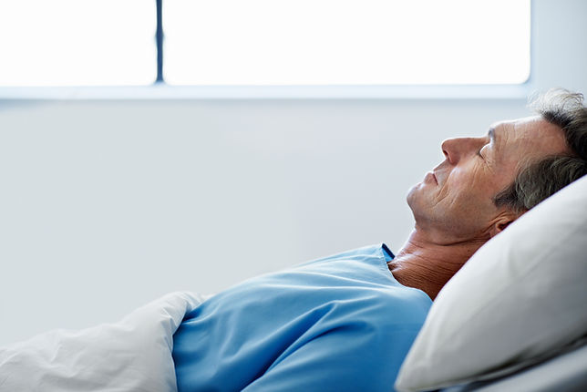 Better sleep quality for faster recovery