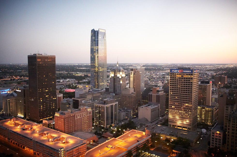 Downtown_Oklahoma_City_skyline_at_twilig