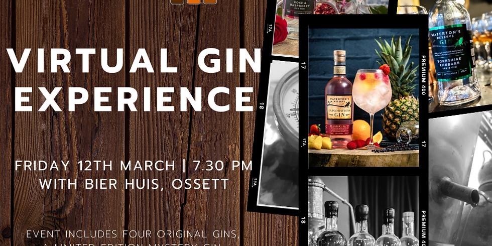 Waterton's Virtual Gin Tasting