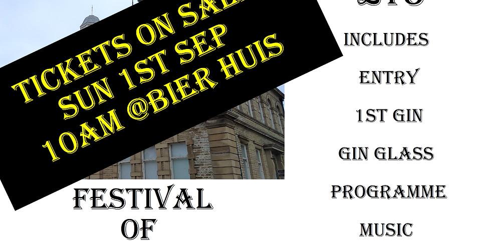 Ossett Festival of gin 3