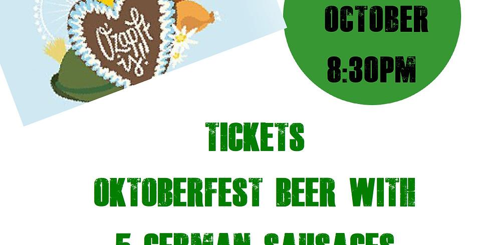 Oktoberfest 8 - Sold Out