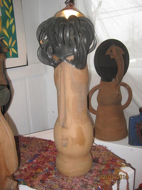 LARRY Hair sculpture