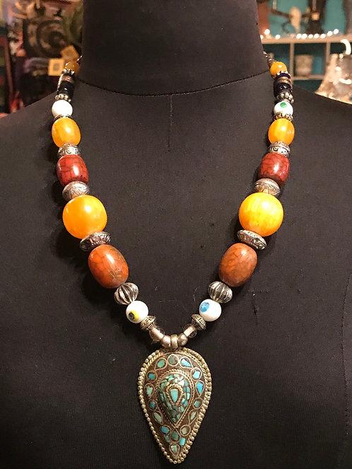 Nepal necklace