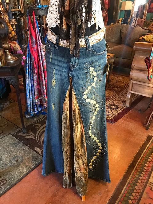 FHCB original Jean skirt