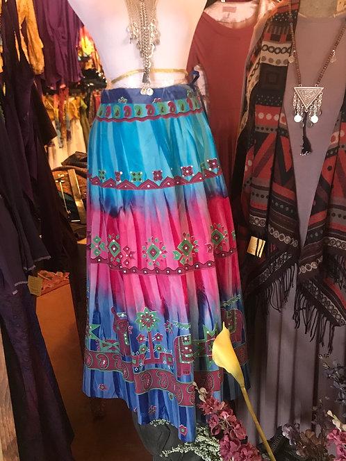 Jeweled Elephant skirt