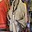 Thumbnail: Zippered fringe poncho
