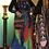 Thumbnail: Tie dye wrap skirt