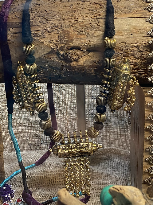 Ornate African Necklace