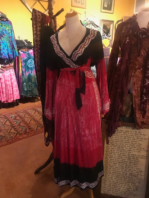 FHCB Signature wrap dress