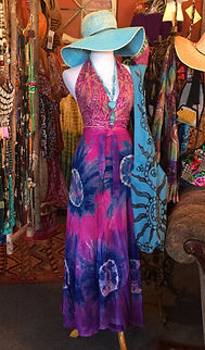 Patti Greco owner Funky Hippy Chic Boutique, hippy chic