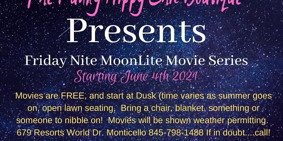 Friday Nite Moonlit Movie Series