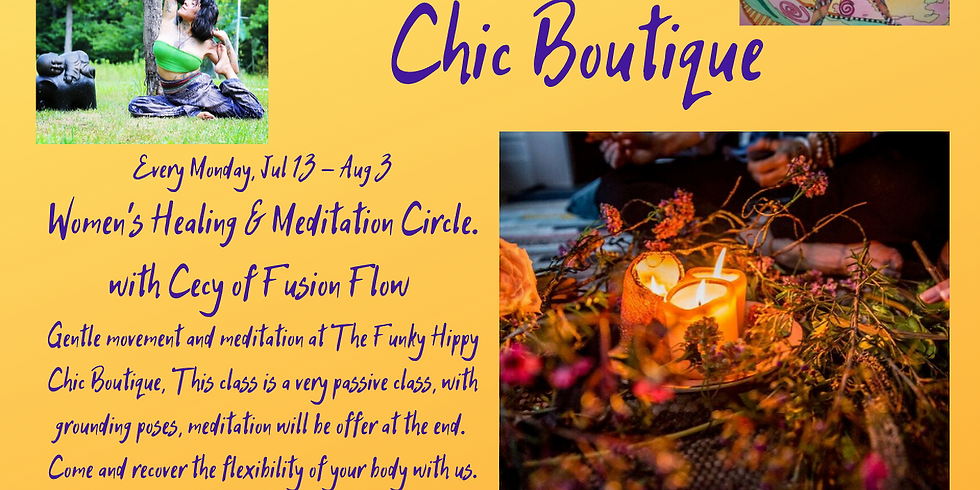 Women's Healing and Meditation Circle