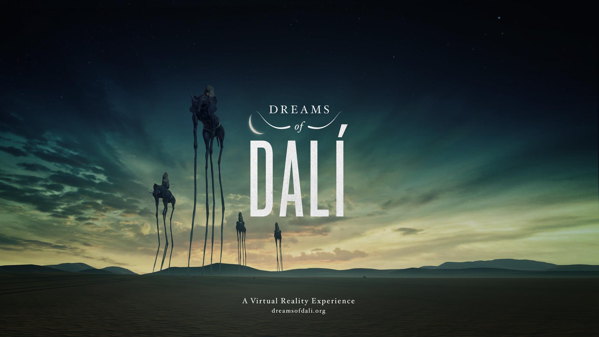 Dreams of Dali Poster_Elephants