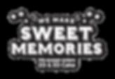 We make sweet memories.png