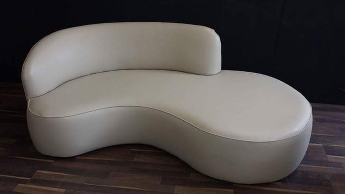 Kidney Shaped Sofa