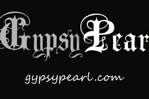 """Gypsy Pearl """"Logo"""" Sticker"""