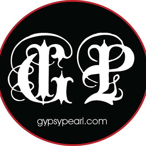 Gypsy Pearl - GP Sticker