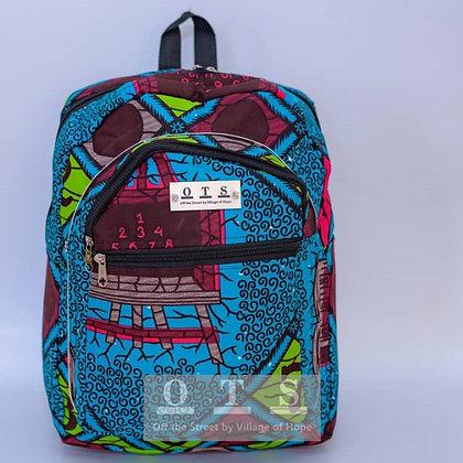 Nikasemo Backpack - ABCD II