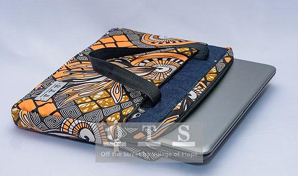 Aiki 14-inch Laptop Sleeve - Tetteh I v3
