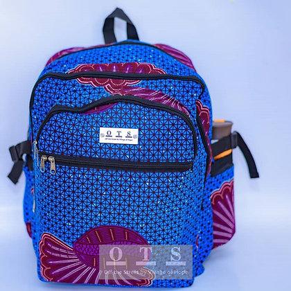 Jumbo Laptop Backpack - Kwadusa I