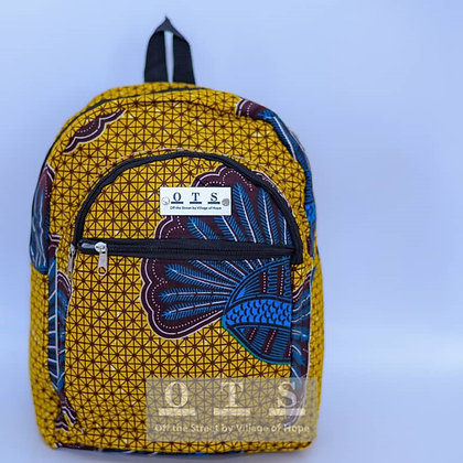 Nikasemo Backpack - Kwadusa II