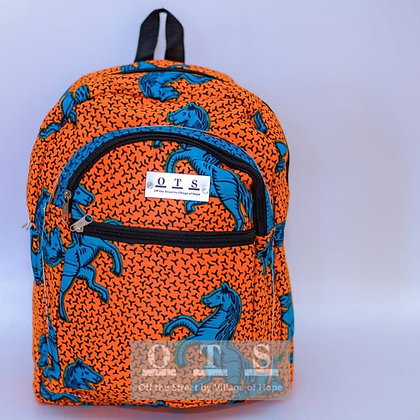 Nikasemo Backpack - Ponkor II