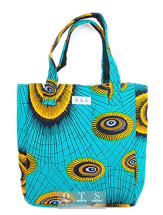 Malami Teacher Tote - Whorls I
