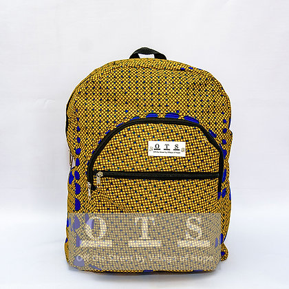 Nikasemo Backpack - Dots I