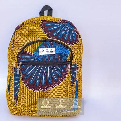 Nikasemo Backpack - Kwadusa II