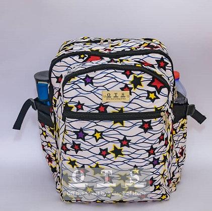 Jumbo Laptop Backpack - Lechi I