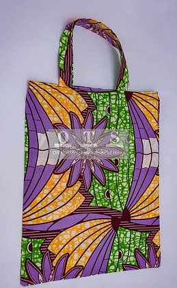 DaakyeNti Foldable Reusable Eco Bag - Lily I