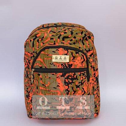 Nikasemo Backpack - Esrohor I