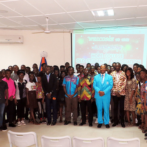 Hope College Alumni Association Inaugurated