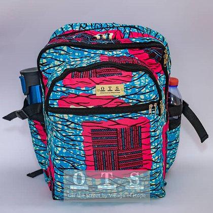 Jumbo Laptop Backpack - Afamenwa I
