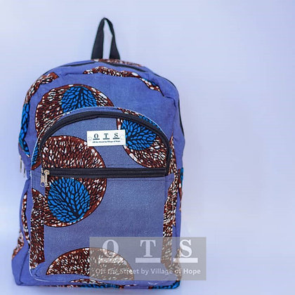 Nikasemo Backpack - Great Minds I