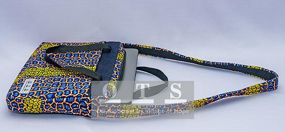 Aiki 14-inch Laptop Bag - Pebbles II v1