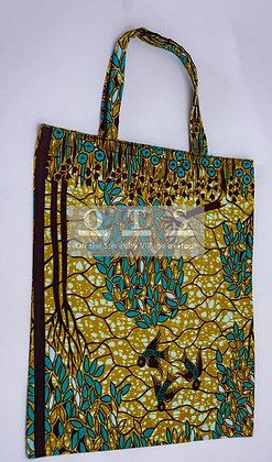 DaakyeNti Foldable Reusable Eco Bag - Duakor I