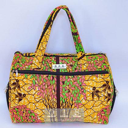 Gbefaa Duffel Bag - Duakor II