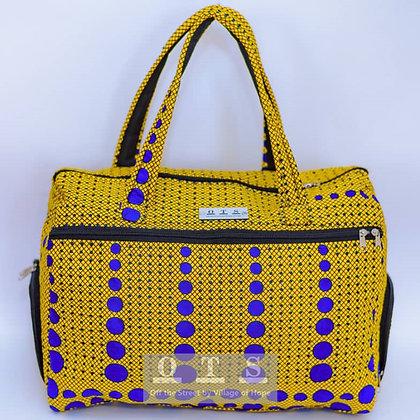 Gbefaa Duffel Bag - Dots I