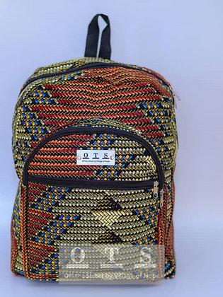 Nikasemo Backpack - Ketepa I