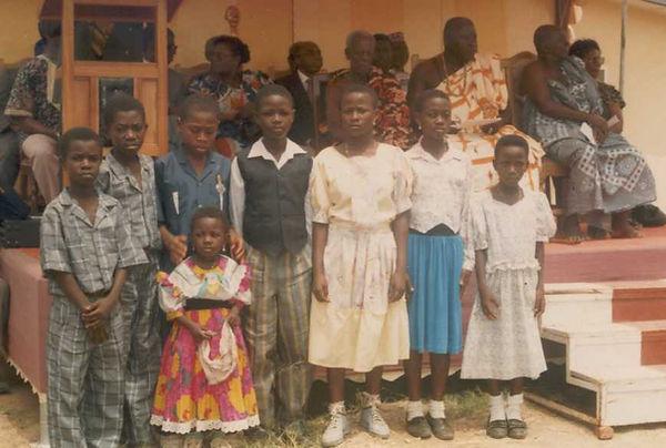 First Village of Hope Children
